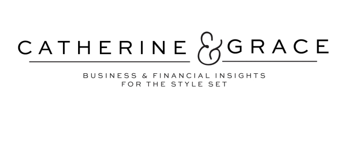 Logo landscape - business and financial insights for the style set
