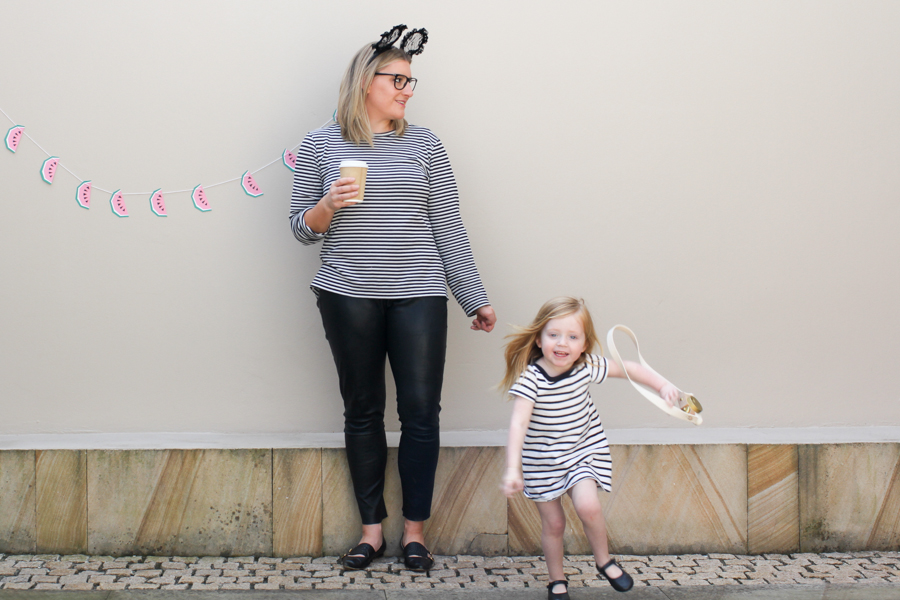 freelance fashion kids party outfit - styling and photography by CATHERINEGRACE