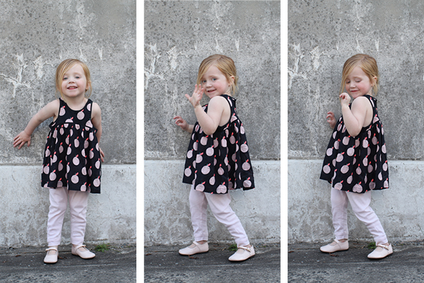 Little Miss for The Corporate Kid - photography by Catherine Wilson for CATHERINEGRACE