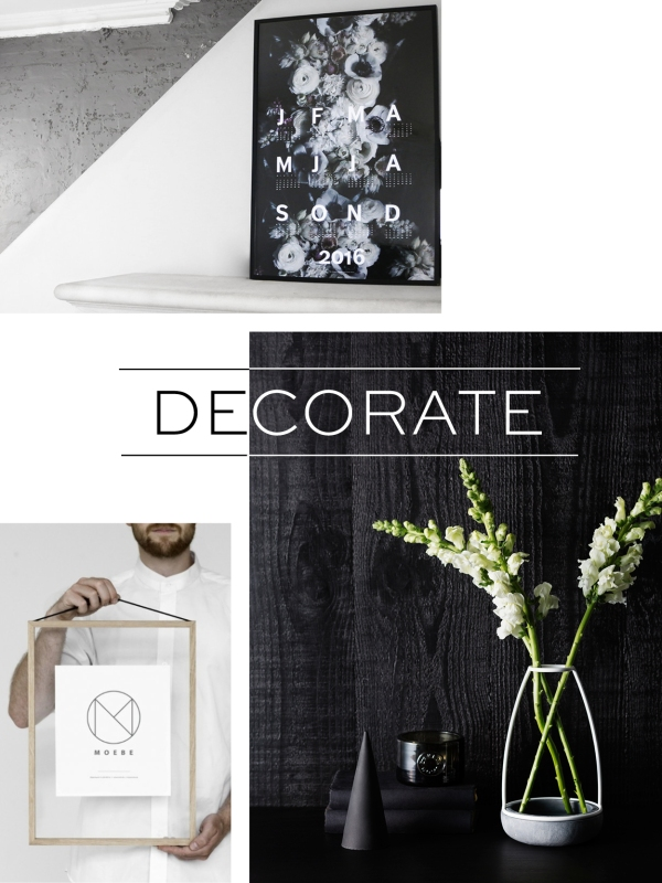 Wish list #04 DECORATE - Christmas 2015